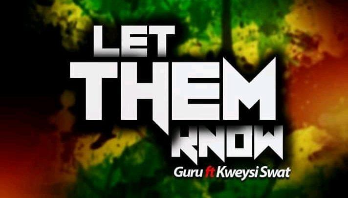 DOWNLOAD MP3: Guru Ft Kweysi Swat - Let Them Know (Acapella & Instru