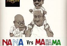 Shatta Wale Nana Vs Mahama