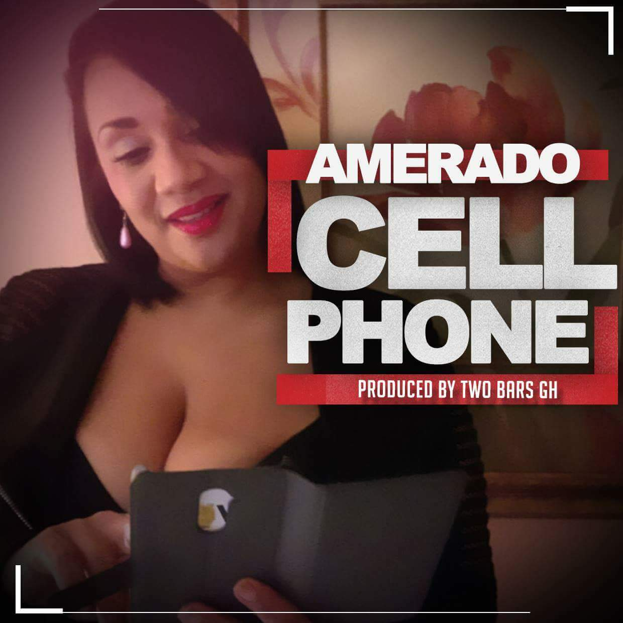 Photo of Amerado – Cell Phone (Prod By Two Bars)