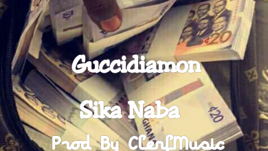 Photo of Guccidiamon – Sika Naba (Prod By ClerfMusic)