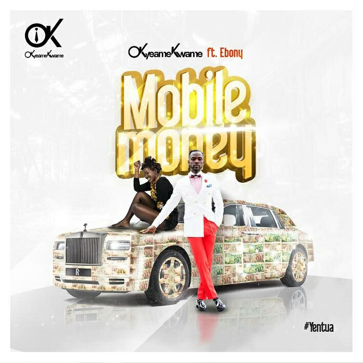 Photo of Okyeame Kwame Ft Ebony – Mobile Money