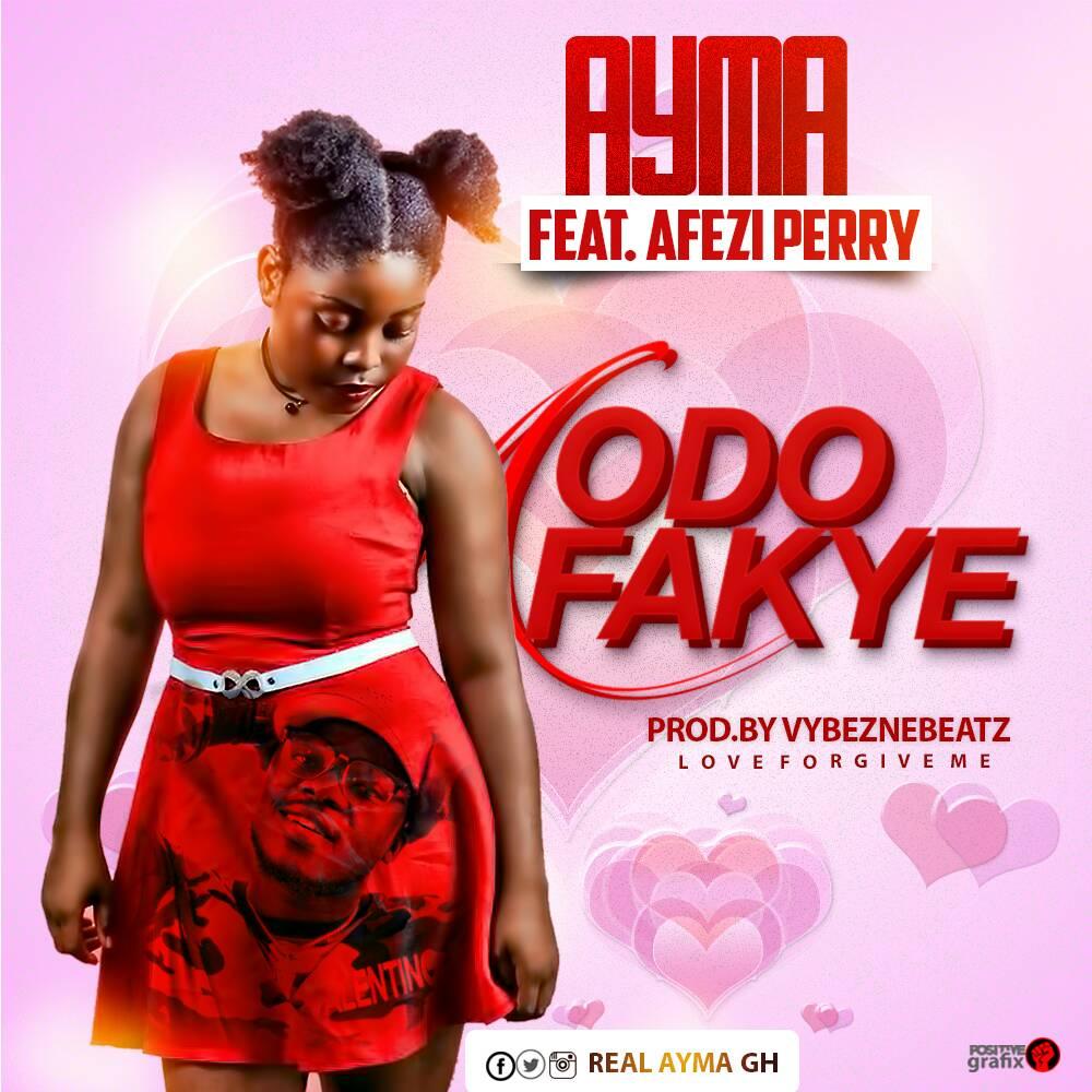 Photo of Ayma Ft. Afezi Perry – Odo Fakye (Prod. By VybezneBeatz)