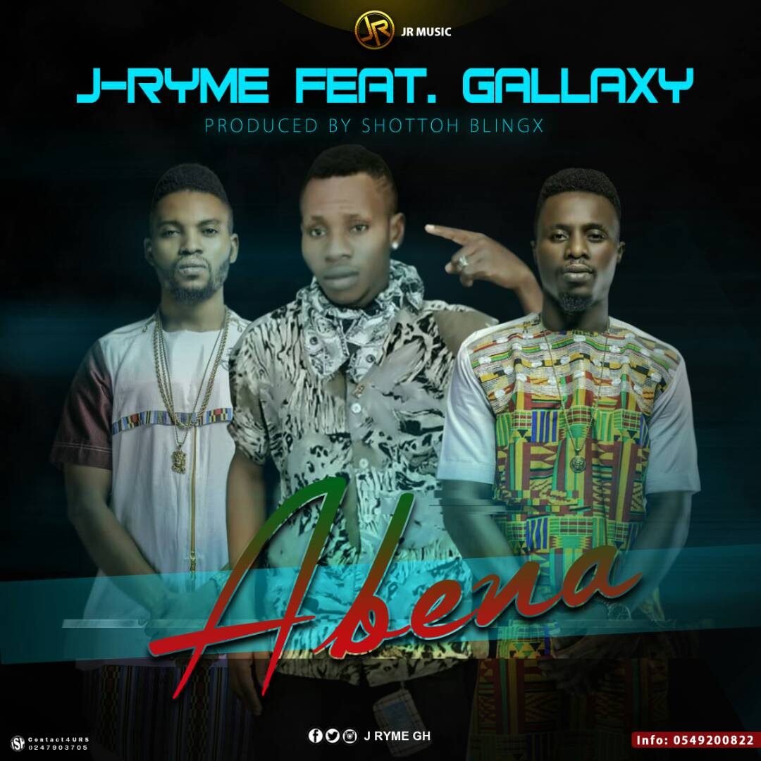 Photo of J-Ryme Ft Gallaxy – Abena (Prod. By Shottoh Blinqs)