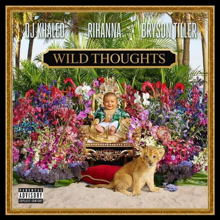 Photo of VIDEO/MP3: DJ Khaled Ft. Rihanna & Bryson Tiller – Wild Thoughts  (Prod By DJ Khaled)