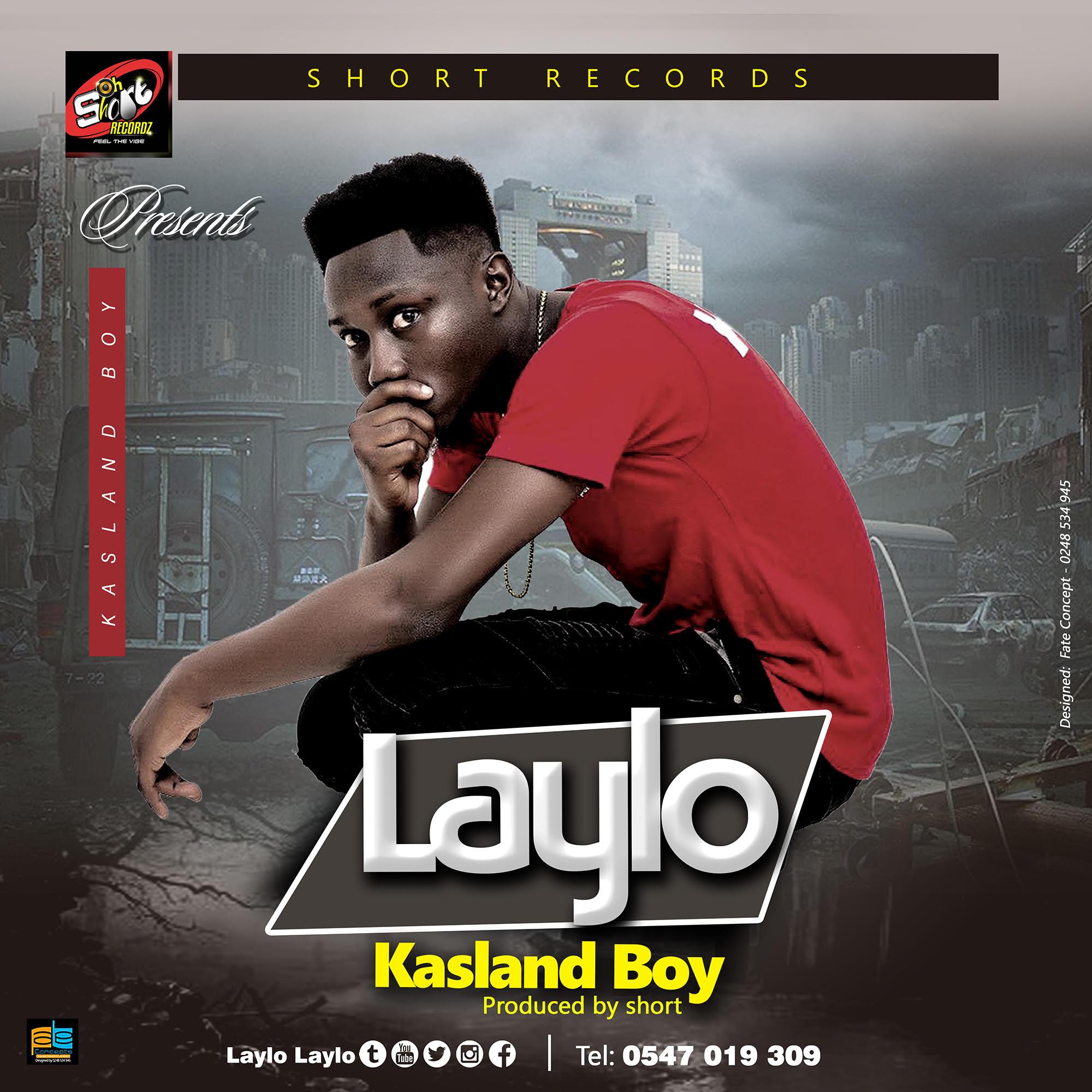 Photo of LayLo – KasLand Boy (Prod By Short)