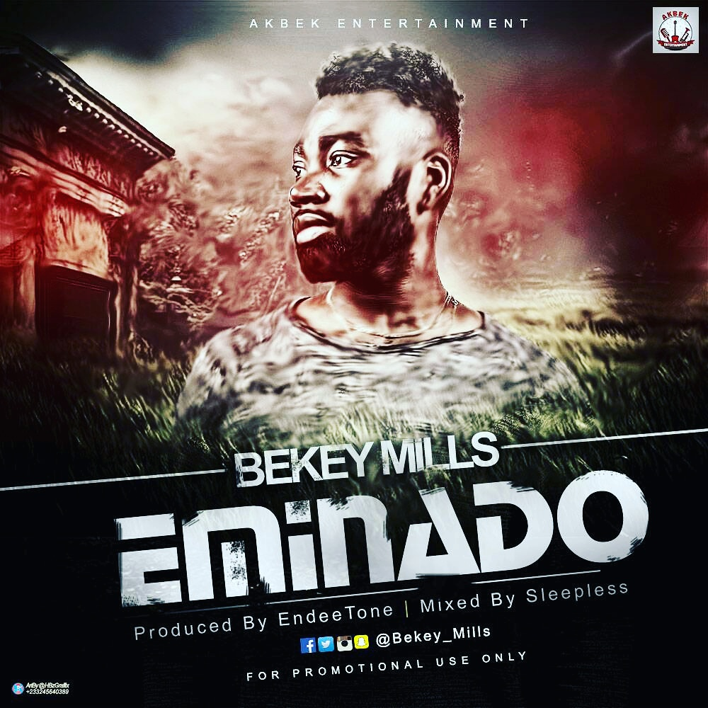 Photo of Bekey Mills – Eminado (Prod. By Endeetone & Mixed By Sleepless)