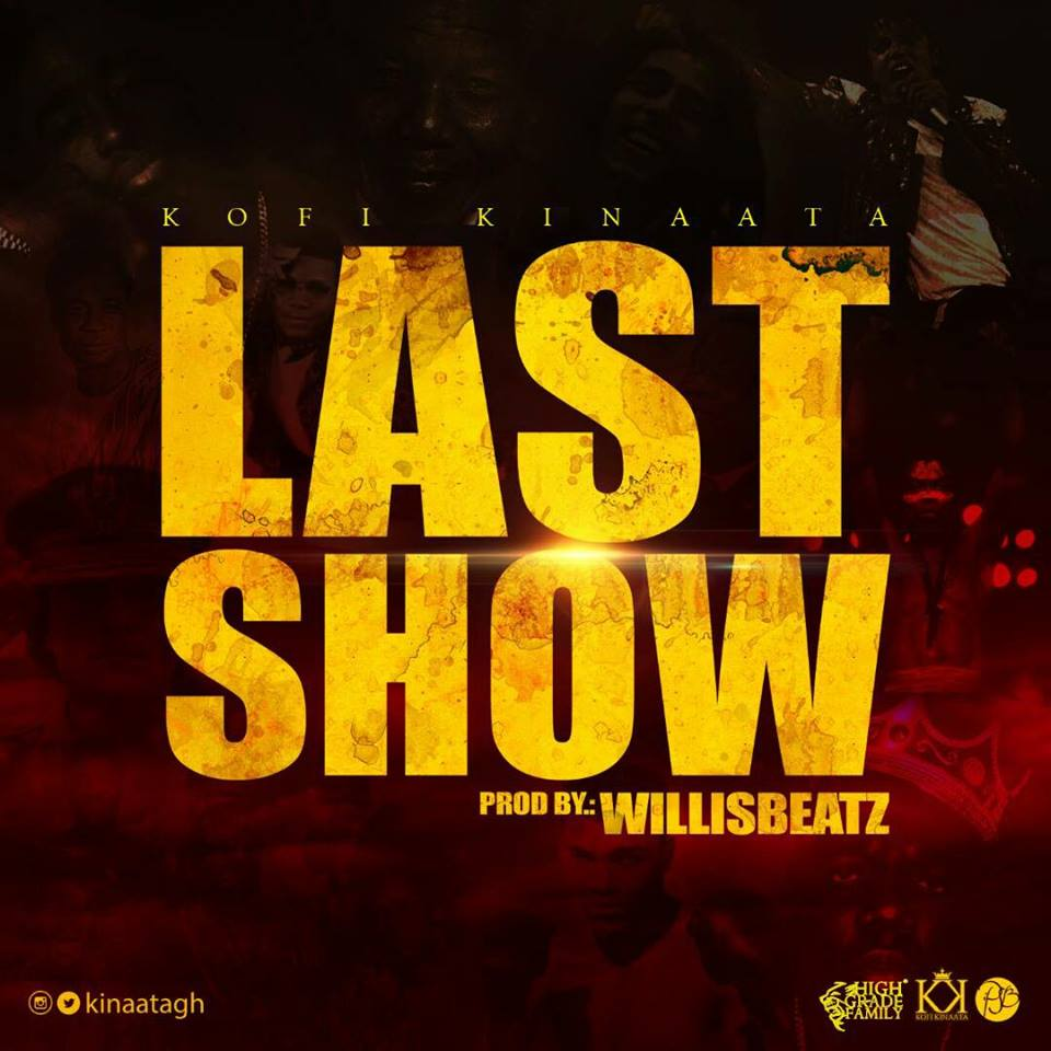 Photo of Kofi Kinaata – Last Show (Prod By WillisBeatz)