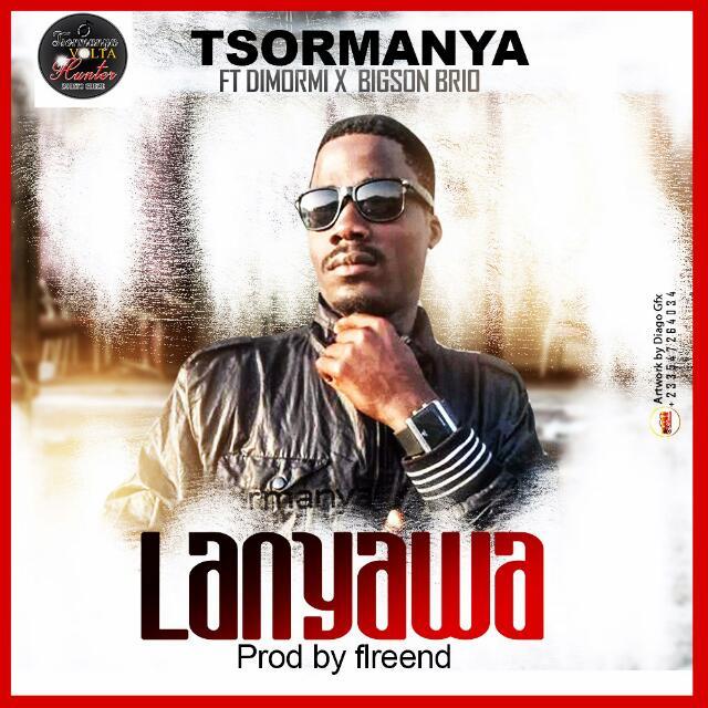 Photo of Tsormanya – Lanyawa (Feat. Dimormi X Bigson Brio) (Prod By Flreend)