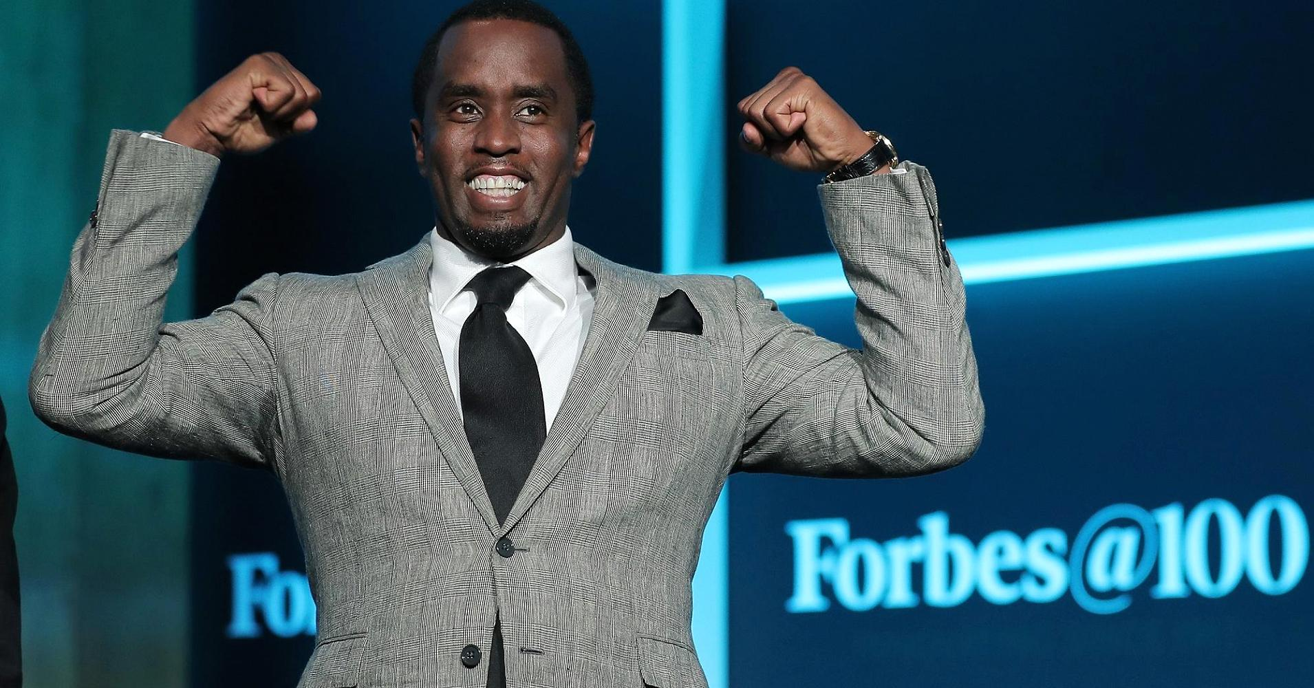 Photo of Diddy Tops Forbes Highest-Paid Hip-Hop Artists 2017 (See Full List)