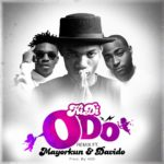 KiDi Ft Davido X Mayorkun - Odo (Remix) (Prod By KiDi)