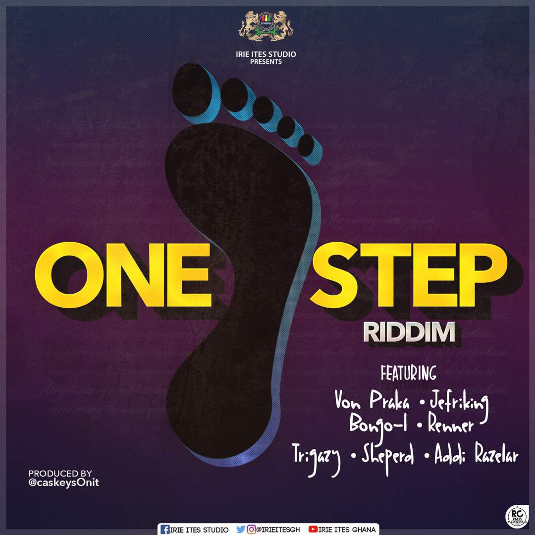 "Photo of Irie Ites Studio Releases ""One Step Riddim"" Album This Weekend"