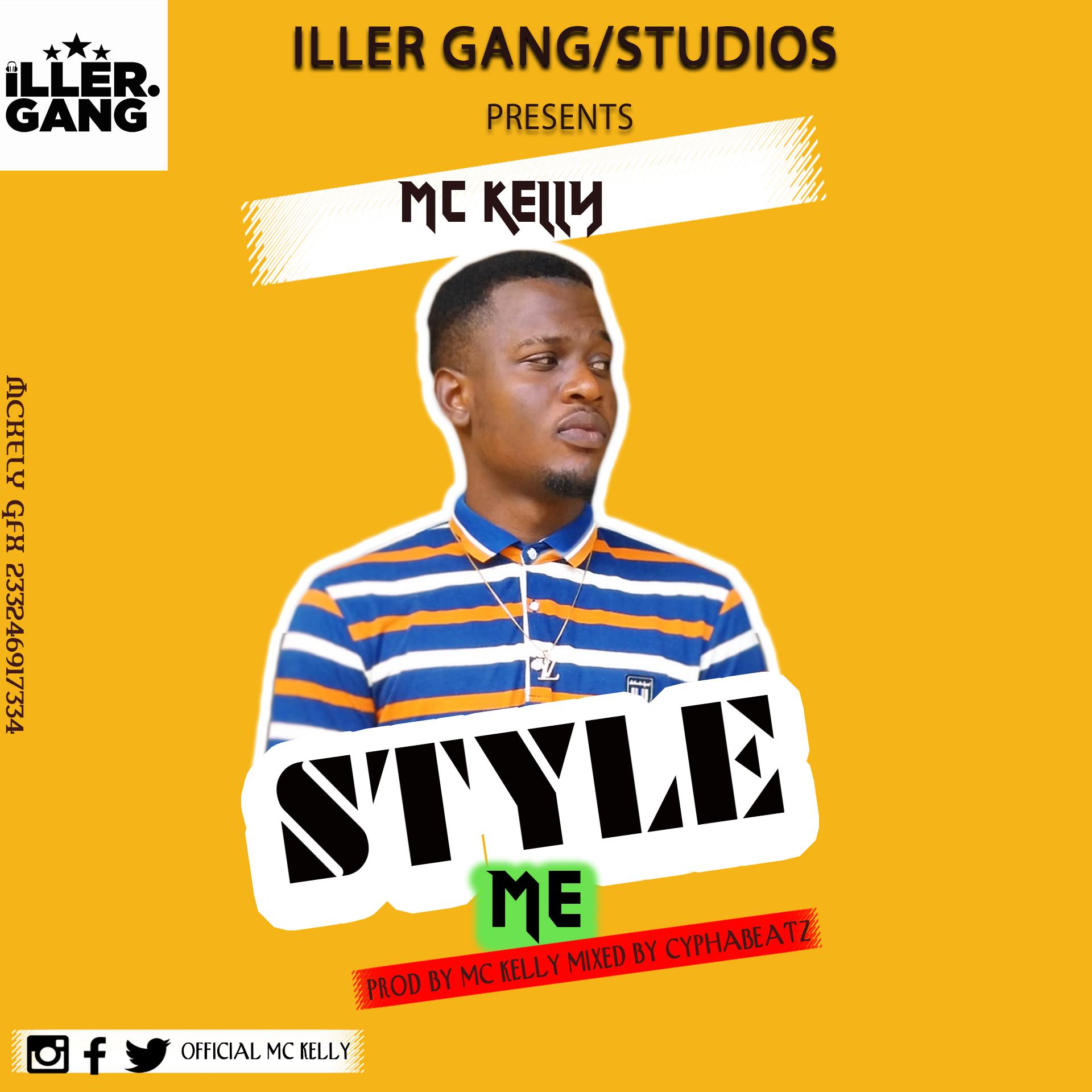 Photo of Mc Kelly – Style Me (Prod. By Mc Kelly x Mixed By Cyphabeatz)