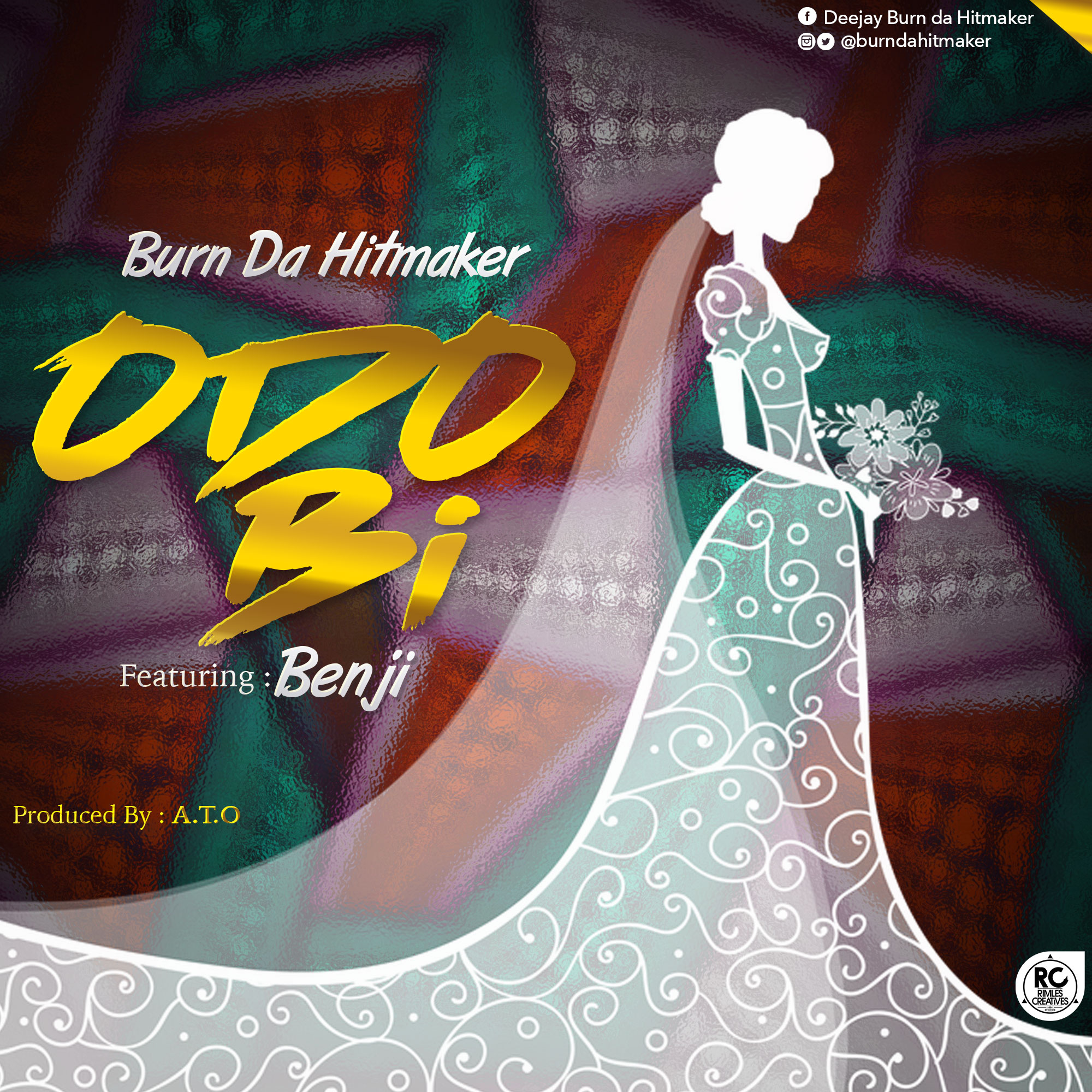 Photo of Burn Da Hitmaker Ft. Benji – Odo Bi (Prod. By A.T.O)