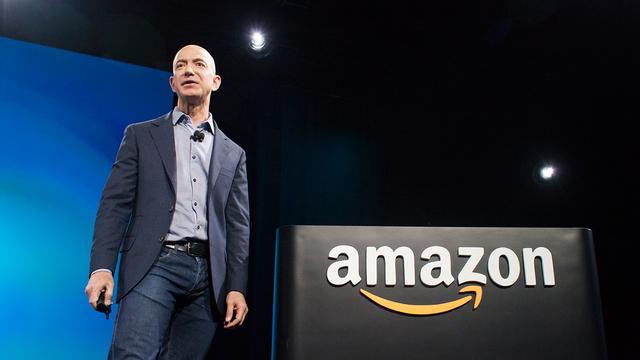 Photo of Amazon CEO Jeff Bezos has Already made about $10 Billion so far in 2018