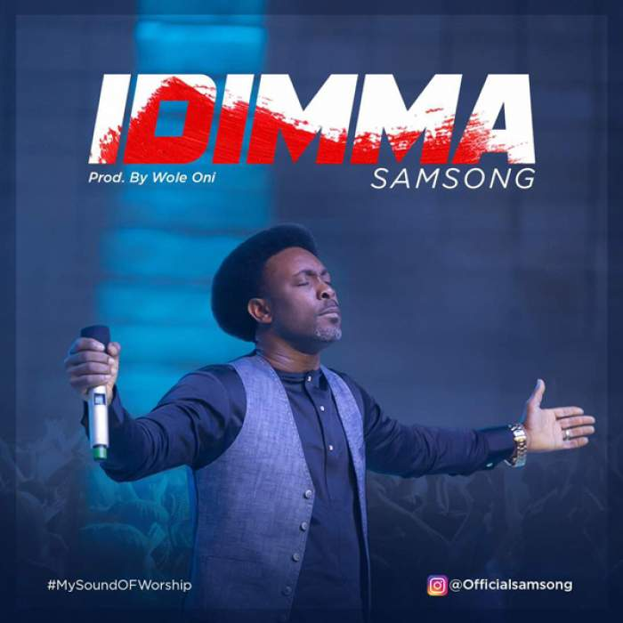 Photo of Samsong – Idimma (Prod. By Wole Oni)