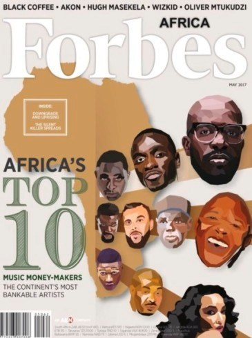 Photo of Top 10 richest Musicians in Africa 2017, By Forbes