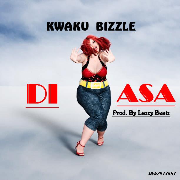 Photo of Kwaku Bizzle – Di Asa (Prod. By Lazzy Beatz)