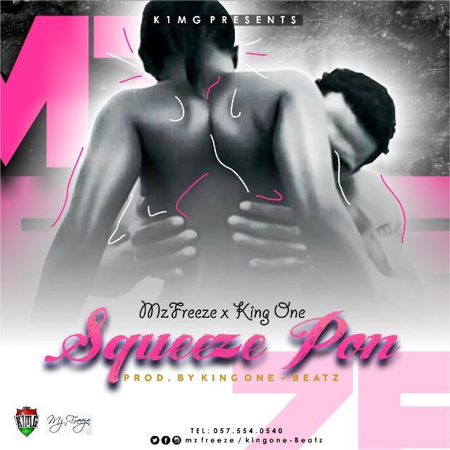 mz freeze x king one squeeze pon