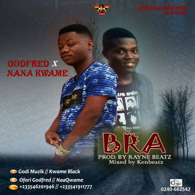 Photo of Godi Ft Kwame Black – Bra (Prod. By Rayne Beatz x Mixed By KenBeatz)