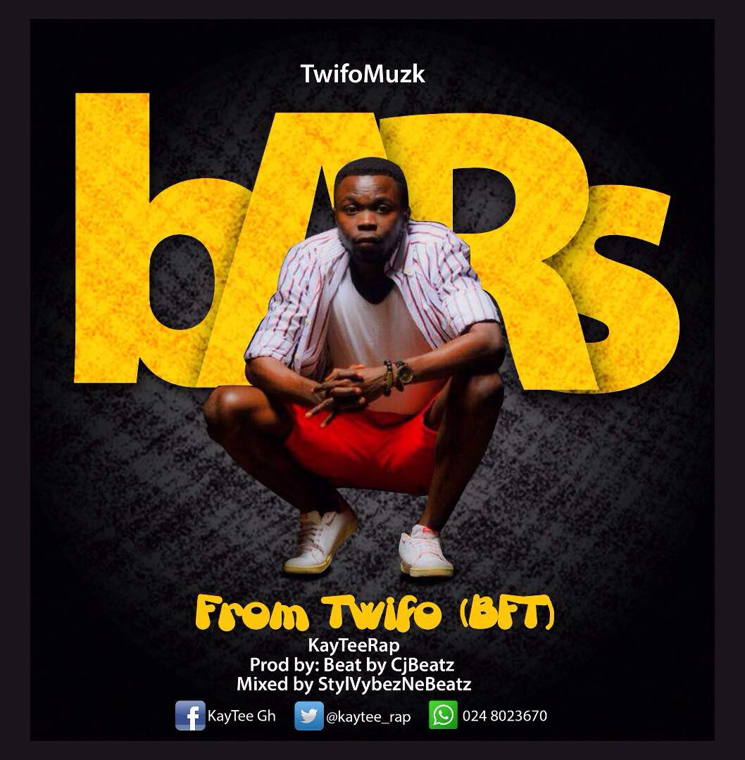Photo of KayTee Rap – Bars from Twifo (Prod By Cjbeatz Mixed By SlylVybeatz)