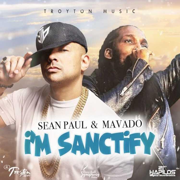 Photo of Mavado x Sean Paul – I'm Sanctify (Prod. By Troyton Music)