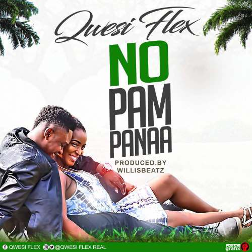 Photo of Qwesi Flex – No Pampanaa (Prod. By WillisBeatz)