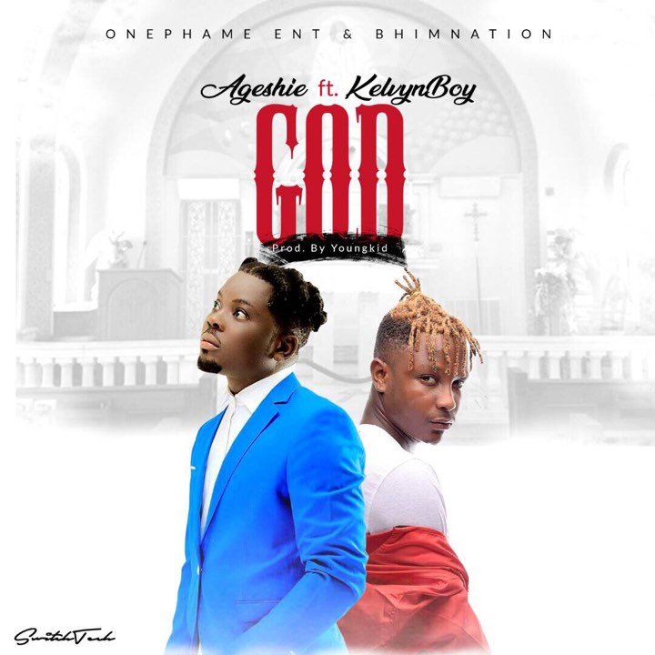 Photo of Agbeshie Ft Kelvyn Boy – God (Prod. By YoungKid)