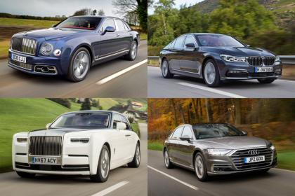 8 Of The Most Luxurious Cars In The World Hipradar Net