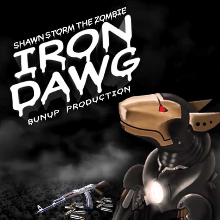Photo of Shawn Storm – Iron Dawg (Prod By Bunup Productions)