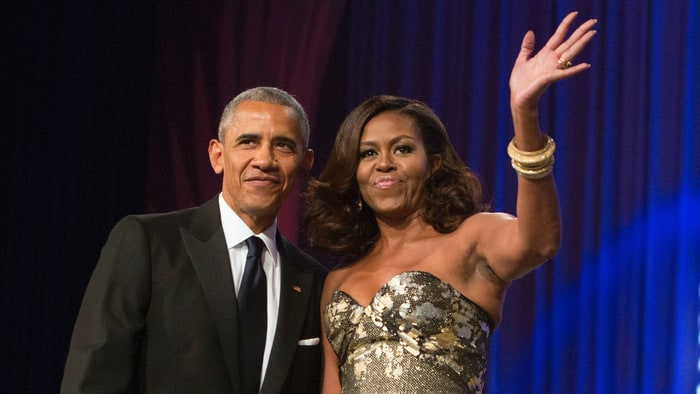Photo of Michelle Obama Praises Husband, Shares Beautiful Story About Their Wedding