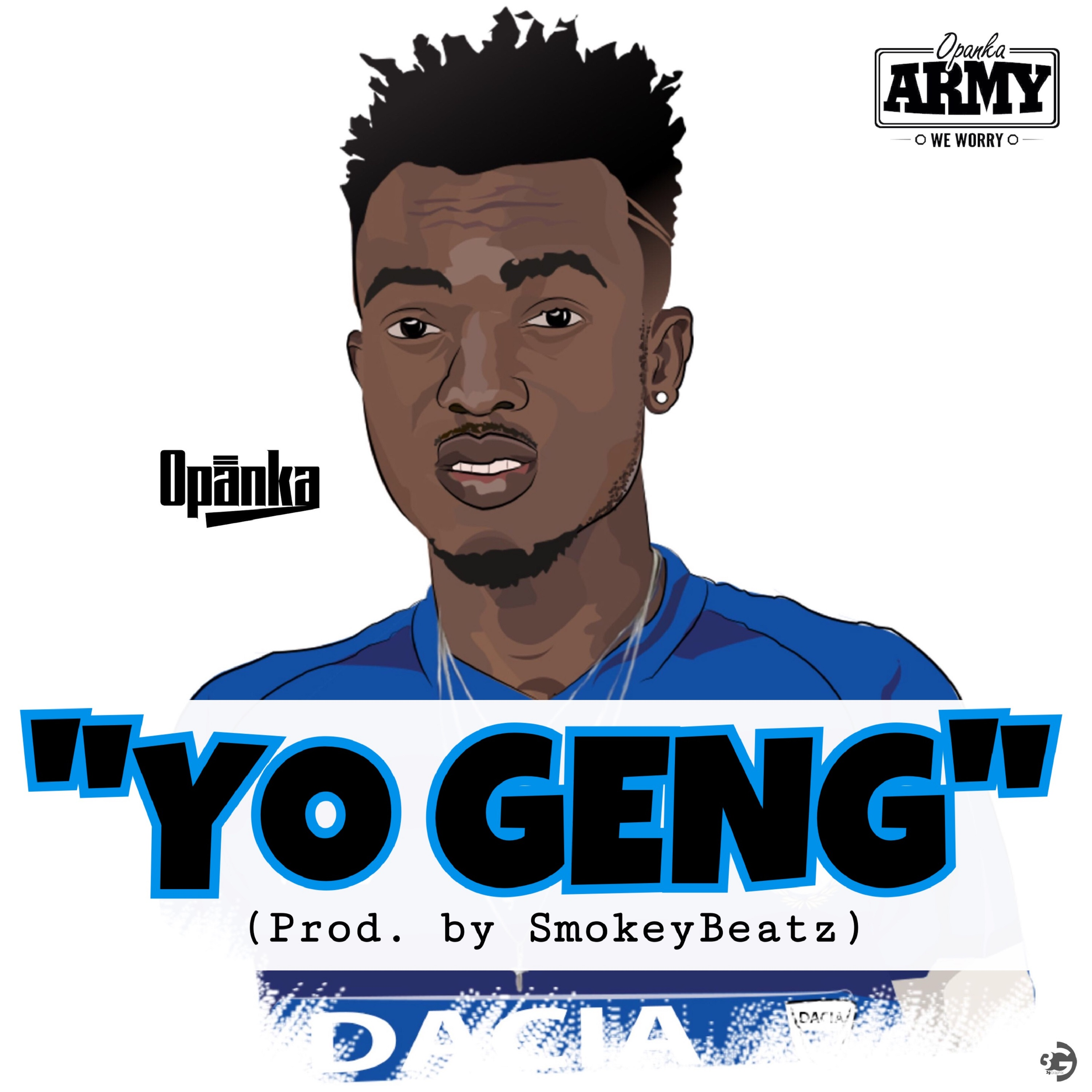 Photo of Opanka – Yo Geng (Prod By SmokeyBeatz)