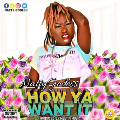 Photo of Natty Godess – How Ya Want It (Prod By Meltin Muzik)