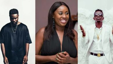 Photo of VIDEO: Top UK Based Ghanaian Presenter Cries Bitterly After Hearing Sarkodie's Diss To Shatta Wale