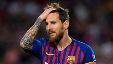 Photo of Lionel Messi Overtakes Cristiano Ronaldo For Champions League Record