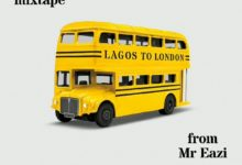 Photo of ALBUM TRACKLIST:  Mr Eazi – Lagos To London