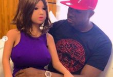 Photo of PHOTO/VIDEO: Pretty Mike Buys Himself a Sex Doll as Birthday Gift