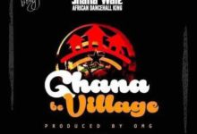 Photo of Shatta Wale – Ghana Be Village (Prod By MOG Beatz)