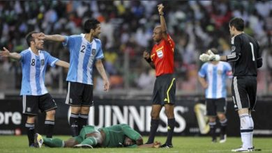 Photo of FIFA Ban Referee Who Officiated Argentina Vs Nigeria For LIife Over Bribery, Match Fixing