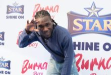 Photo of Burna Boy Unveiled as New Star Lager Brand Ambassador