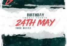 Photo of FREE BEAT: 24th May Birthday (Prod. By GigzBeatz)