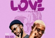 Photo of Topflite Ft. Bisa Kdei – Love (Prod. By Willyf Beat x Mixed By Possi Gee)