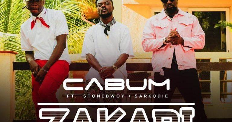"""Image result for Stonebwoy x Sarkodie x Cabum """"Zakari"""""""