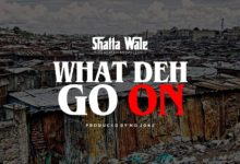 Photo of Shatta Wale – What Deh Go On (Prod. By No Joke)