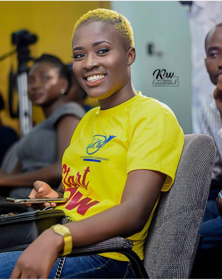 """""""I had to leave my village to Accra to make a living because there was nothing there for me"""" - Fella Makafui shares her story"""