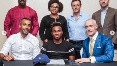 Photo of Jay-Z Signs Super Eagles Star Samuel Chukwueze