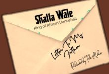 Photo of Shatta Wale – Letter To My Father (Prod. By Da Maker)