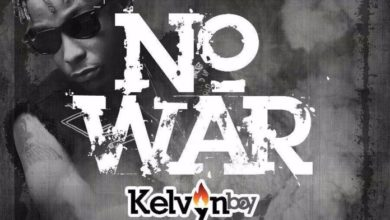 Kelvynboy - No War