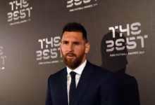 Photo of Barcelona's Lionel Messi named Best FIFA Men's Player 2019
