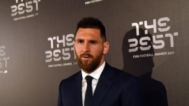 Messi Named World's Best In 2019