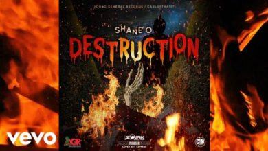 Shane O - Destruction